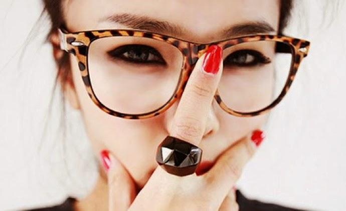 7b700ce1d Transformando seu óculos de grau em um acessório fashion - Carol Nogueira