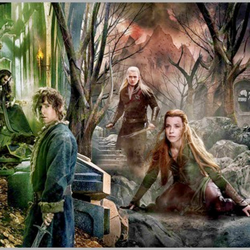 "Middle-earth Heroes, Villains Battle it Out in ""The Hobbit: Battle of Five Armies"""