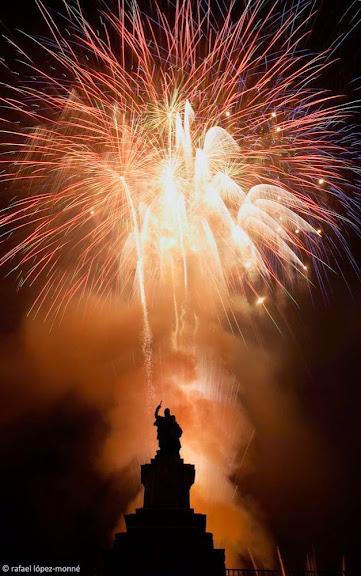 Festes de Santa TeclaFocs artificials fi de Santa Tecla, després del CorrefocTarragona, Tarragonès, Tarragona