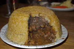 steak and kidney pud