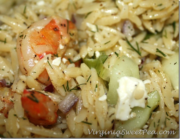 Roasted Shrimp and Orzo5