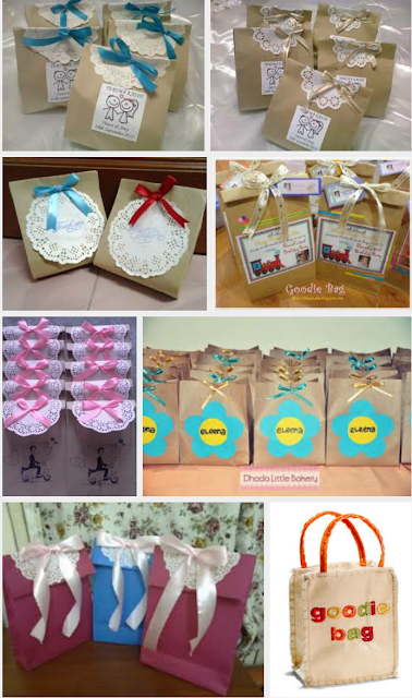 Doorgift / Goodies Bag