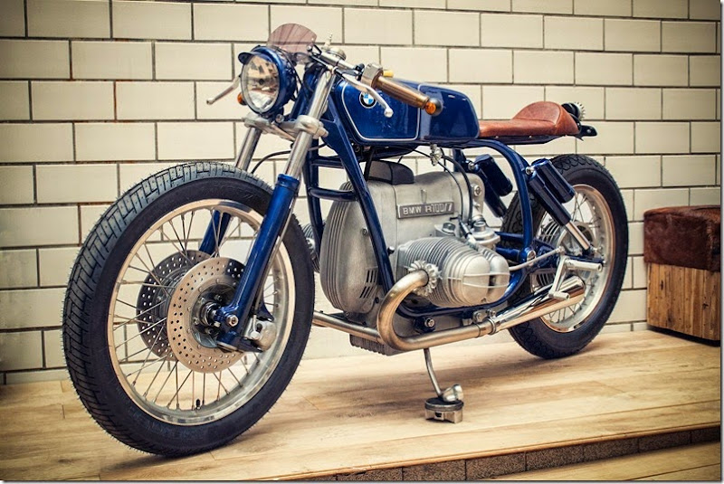 bmw r100/7 cafe racerkingston custom | goodhal garage