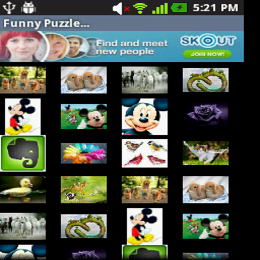 Totem Funny Puzzle Game