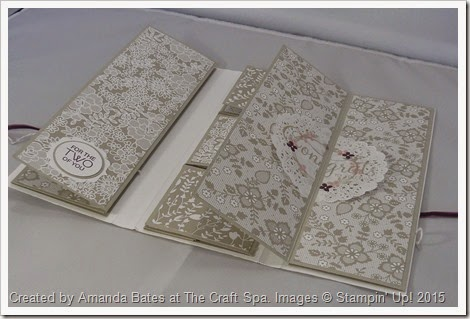 Artisan Embellishments & Something Borrowed TriFold Mini Book by Amanda Bates at The Craft Spa  (16)