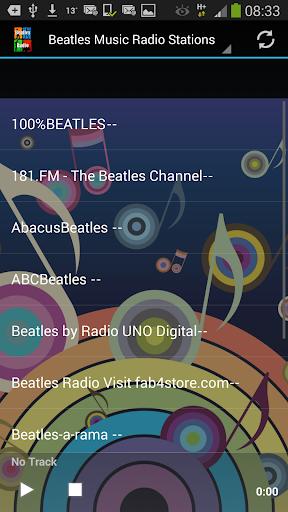 Beatles Radio 24 7