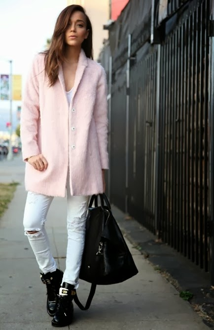 outfit, pink, un cappotto rosa, zalando, magicosconto, italian fashion bloggers, fashion bloggers, street style, zagufashion, valentina coco, i migliori fashion blogger italiani
