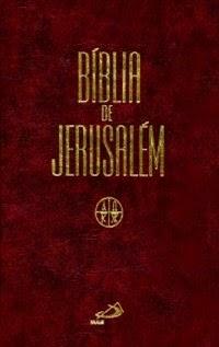 Bíblia de Jerusalém, por Paulus