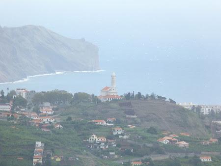 Obiective turistice Madeira: Cabo Girao