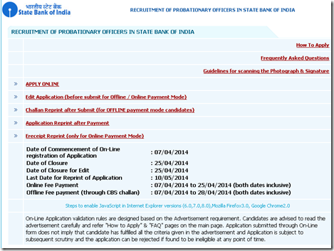 format of essay creating inside sbi po online