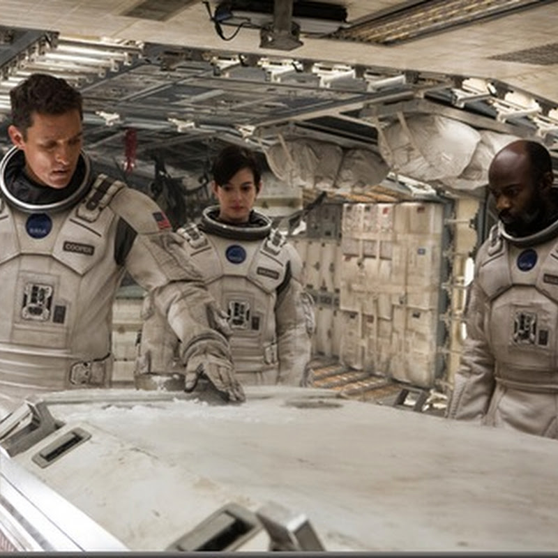 "Explorers Go Beyond Galaxy for Historic Mission in ""Interstellar"""