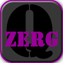 The Starcraft 2 Zerg Quiz logo