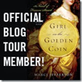 Girl on the Golden Coin Blog Tour Button