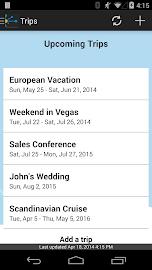 TripIt: Trip Planner (No Ads) Screenshot 2
