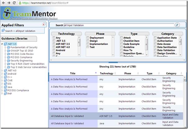 Dinis Cruz Blog: TeamMentor global search, duplicate