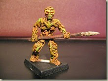 Thorn men miniature