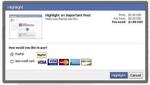 Ser famoso en Facebook
