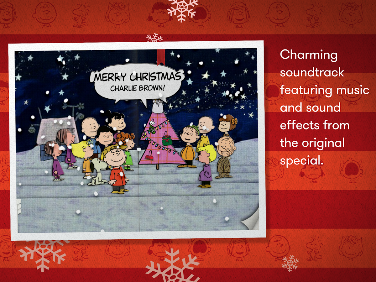 A Charlie Brown Christmas - screenshot