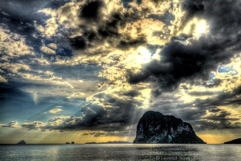 Laytrang island sky cloudsjpg