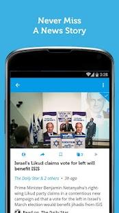 Israel & Middle East News - screenshot thumbnail