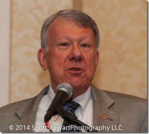 托马斯琼斯解决了2014年国家民族学会会议