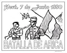 batalla de arica 1