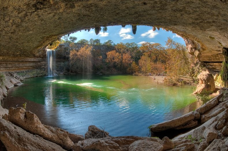 Beauty Of Nature-Hamilton Pool Preserve