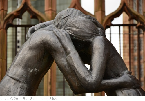 'Reconciliation by Josefina de Vasconcellos at Coventry Cathedral' photo (c) 2011, Ben Sutherland - license: http://creativecommons.org/licenses/by/2.0/