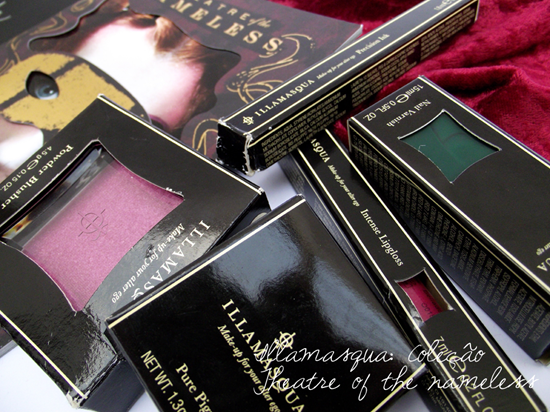 Illamasqua Theatre of the Nameless