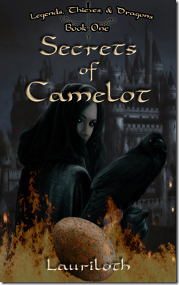 Secrets of Camelot Cover