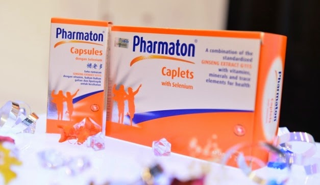 kapsul pharmaton