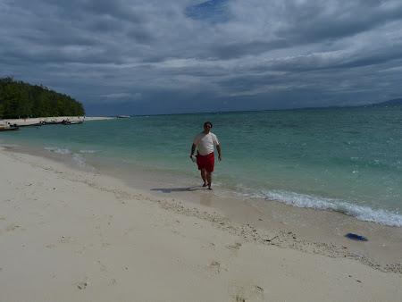 Plaje Thailanda: pe plaja in Bamboo Island