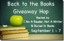 Back to Books Giveaway Hop
