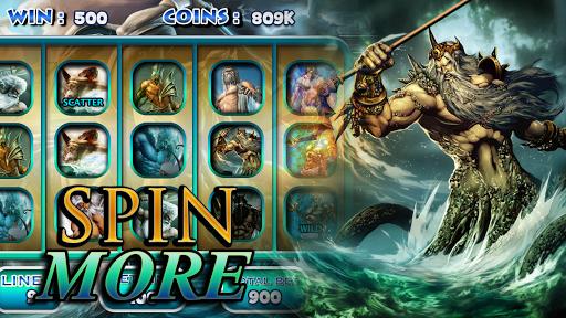 玩免費博奕APP|下載Poseidon Sea God Slots app不用錢|硬是要APP