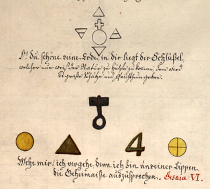The hidden alchemical laboratories of XVI Century Prague 2