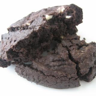 Imitation OREO® (Chewy Chocolate-White Chocolate Chunk) Cookies