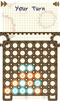 Screenshot of StrikeFour (Connect 4)