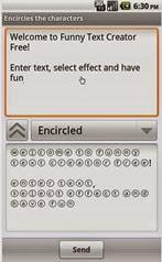 приложение для перевернутого текста
