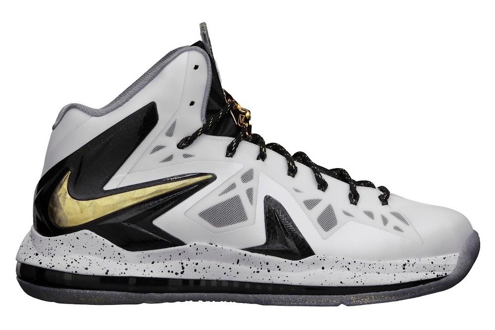 online retailer 664c0 c447f Release Reminder Nike LeBron X PS Elite HOME ...