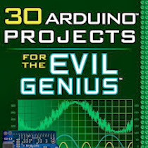 30 Arduino Projects For The Evil Genius Ebook