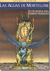 P00010 - Las Aguas De Mortelune  - En Busca Del Tiempo Perdido #10