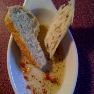 Bread Dipping Olive Oil.