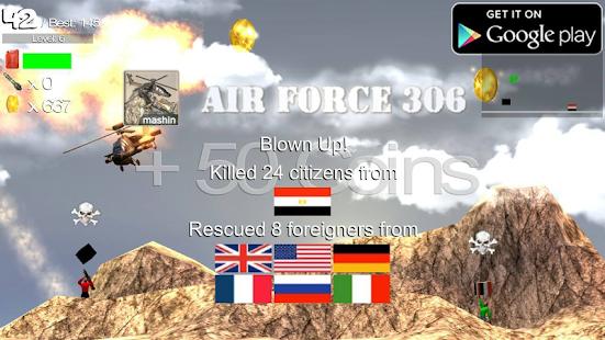 Air Force 306 screenshot