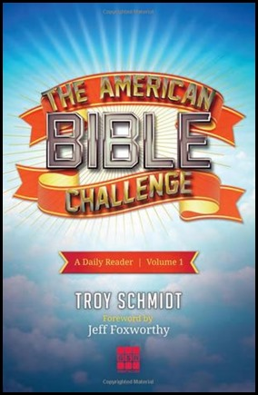 The American Bible Challenge Daily Reader Volume 1
