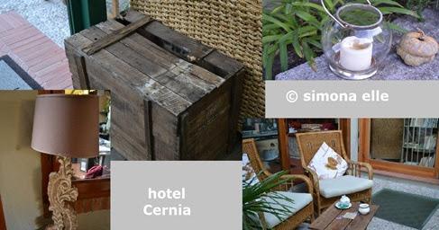 Simona elle hotel di charme hotel cernia isola botanica for Interni di charme
