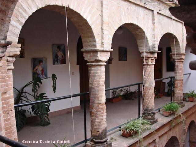 """""""Casa del Rey Moro"""" Sede de la """"Fundación Blas Infante"""""""