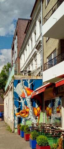 Auftrags Graffiti