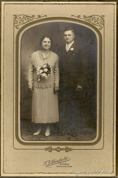 Tr Burfield wedding photo Dorset Antiques