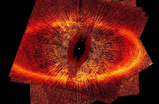 Eye of Sauron Nebula - Pics about space