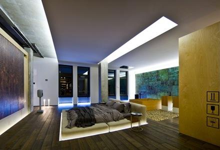 iluminacion-arquitectura-Departamento-loft